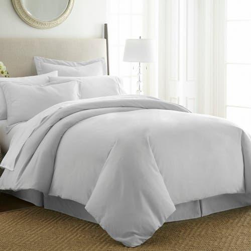 Easy Care Luxury 300 Thread Polycotton Sateen  - Duvet Cover
