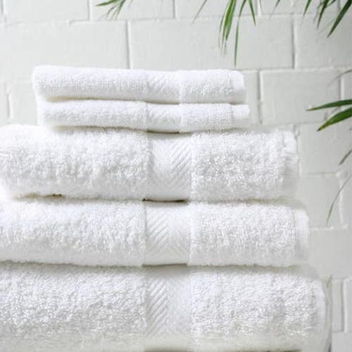 Hotel Premium Quality 500gsm Towels-White