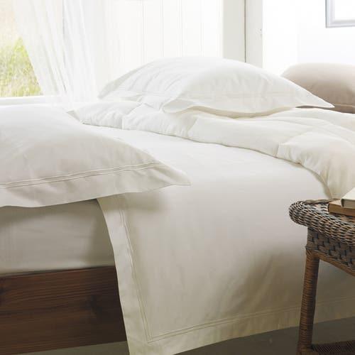 Luxury Egyptian 800 Thread Cotton Sateen - Duvet Cover