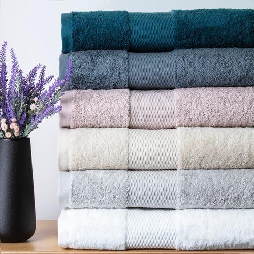 Boutique 700 gram per square metre superior cotton towel
