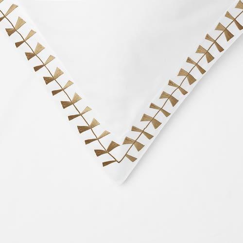Cleopatra 400 Thread Cotton Sateen - Gold - Pillowcase