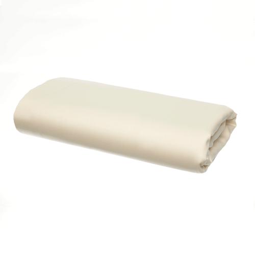 Pelle d'uovo 300 Thread Cotton Sateen - Ivory - Flat Sheet