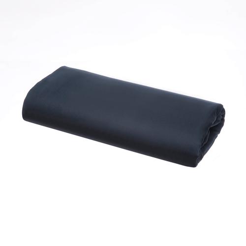 Pelle d'uovo 300 Thread Cotton Sateen - Navy - Flat Sheet