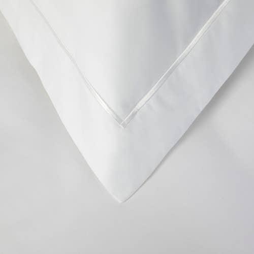 Boutique Egyptian 400 Thread Cotton Percale - Pillowcase