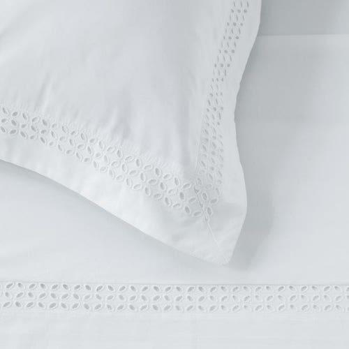 New Plaza Egyptian 400 Thread Cotton Sateen - Flat Sheet