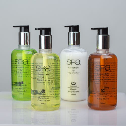 SPA By King of Cotton 300ml Bottles