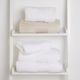 650gsm organic cotton towels